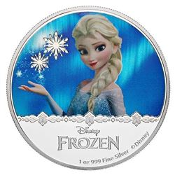 $2 Disney Frozen: Magic of the Northern Lights Col
