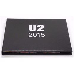 U2 2015 - Tour VIP Book Full of Memorabilia - Neve