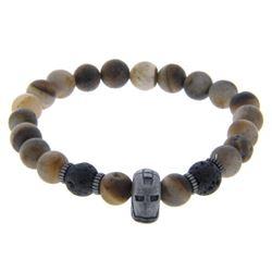 Ironman Stone Bracelet.
