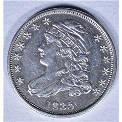 1835 BUST DIME XF/AU