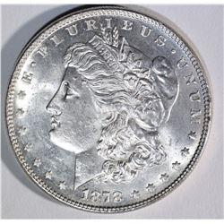 1878 7/8 TF MORGAN DOLLAR STRONG BU