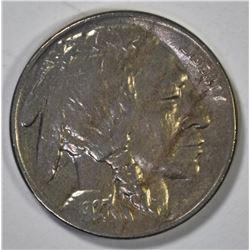 1927-S BUFFALO NICKEL  BU