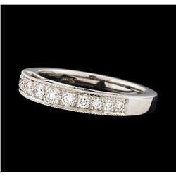 0.35 ctw Diamond Ring - Platinum