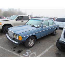 1983 Mercedes-Benz 300D