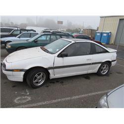 1992 Nissan NX