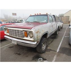 1978 Dodge Pickup
