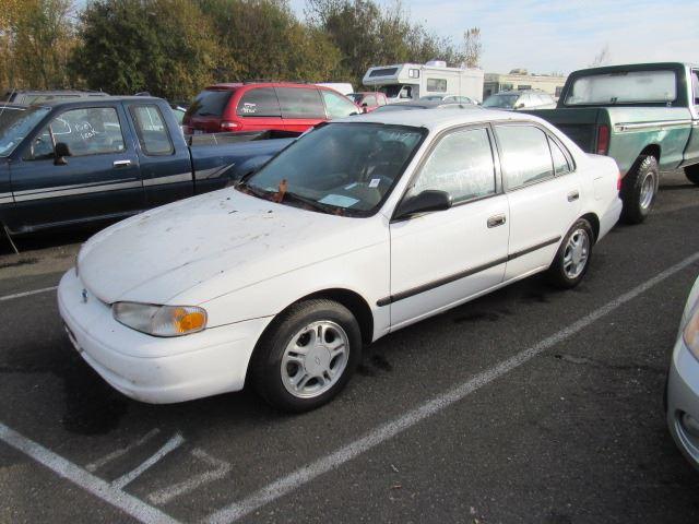 1998 chevrolet prizm speeds auto auctions 1998 chevrolet prizm