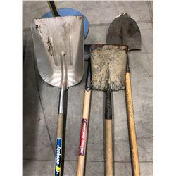 Jackson shovel, lawn edger, shovel & spade