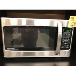 "Danby Stainless steel Microwave 20"" x 15 1/2"" x 12"""