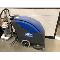 Kent Razor SV17 floor cleaning machine, water suction not strong