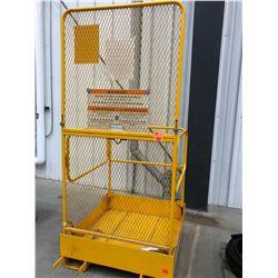 Bestil forklift man cage, model WP-3737-FD