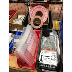 Assorted electrical components