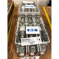Qty 2 1500V 160Amp EATON Starter 150 HP V201KRCJ