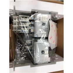 Eaton Magnetic reversing starter size 4