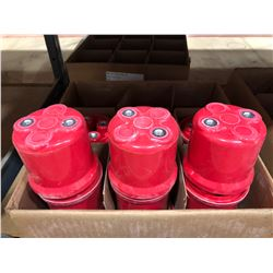 Assorted 600 volt insulated standoffs