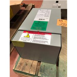 Hammond Single phase dry type Transformer Part# Q005PEKF 600 2 120/240V 5KVA