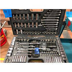 Socket sets and wrenches