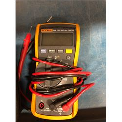 Qty 3 Extech CT20 continuity tester, Fluke 115 multimeter