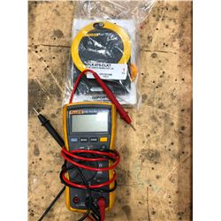 Fluke 115 Multimeter, Fluke infrared viewing port