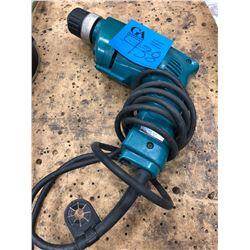 Makita 120v drill keyless chuck