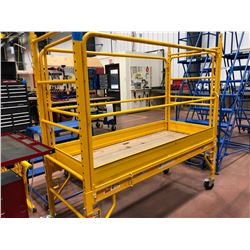 LIBERTY rolling adjustable rolling scaffold