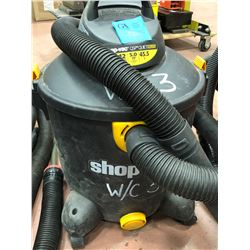 Shop Vac 5hp 12 gal
