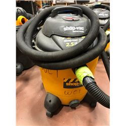 Shop Vac 2.5hp 10 gal