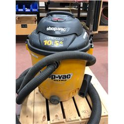 Shop Vac 5hp 10 gal (no casters, modified hose)