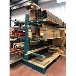 Cantilever shelving (shelving only)