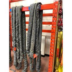 Tuflex grey slings Type: EN360 10' qty 2