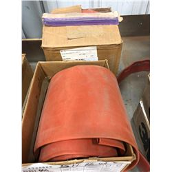 Raychem assorted BBI heavy walled bus bar insulating tube