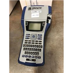 Brady BMP41 label printer (new condition)