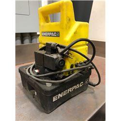 Enerpac hydraulic pump Mod PUD1100B
