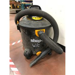 Shop Vac 12gal 5hp