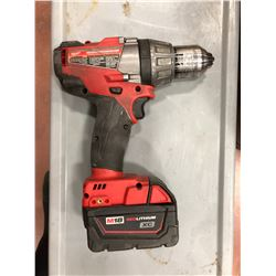 Milwaukee M18 drill, M18 battery, M12 driver, M12 battery, M12 impact, charger