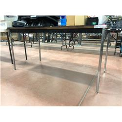 "60"" x 30"" x 30"" table (table only)"