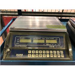 Uline scale JCE-6K