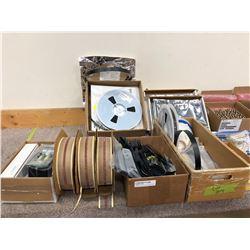 SE-330AU, assorted anti static bags, resistors, controllers, transformers