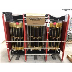 Hammond 15KVA 13800V XFMR comes with Qualitrol thermoset and 2nd name plate (NEW $54,000)