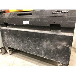 """Bynford PRO steel rolling cabinet 48"""" x 24"""" x 34"""""""