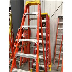 Fiberglass ladders 8' qty 2