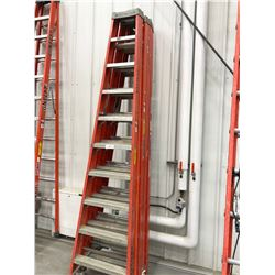 Fiberglass ladders 10' qty 3