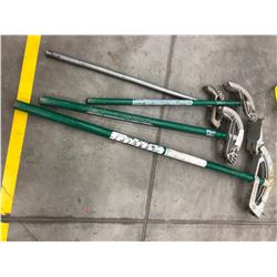 GreenLee Conduit Benders, 841A, 8841, 842A, 8843