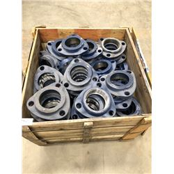 "63 - 3"" WECO Detachable Hammerless Nuts"