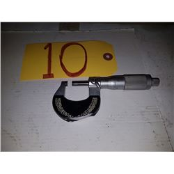 """Micrometer 0-1"""""""