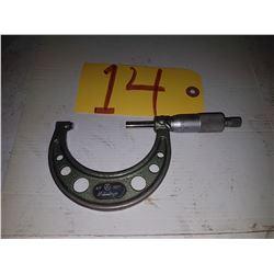 "Mitutoyo No.103-217 Micrometer 2""-3"""