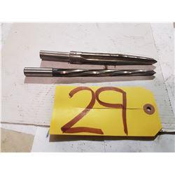 """Set of Taper Reamer Shank 1/2"""" (15/32"""" & 11/16"""")"""