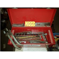 Tool Box with Puller parts