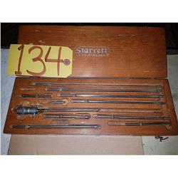 "Starrett No 124 Inside Micrometer 2""-12"""