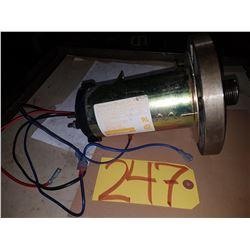 Permanent Magnet DC Motor 115v 2HP